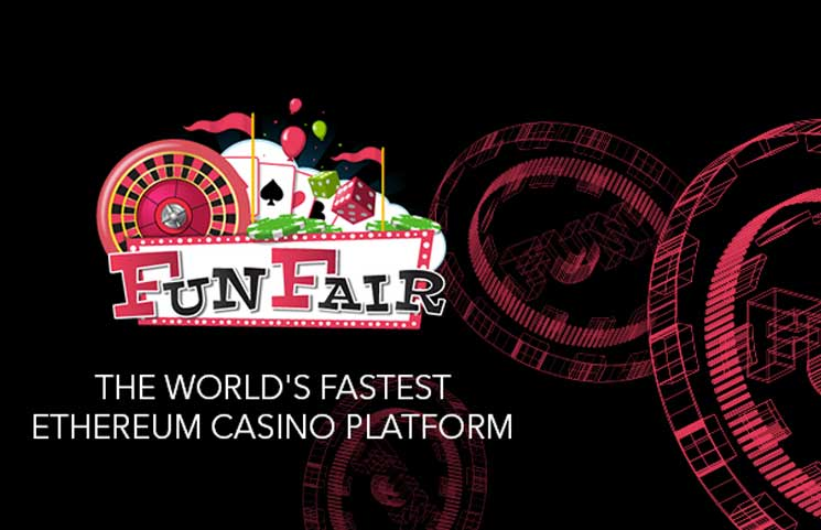 CasinoFair launches on the FunFair Blockchain Casino Platform