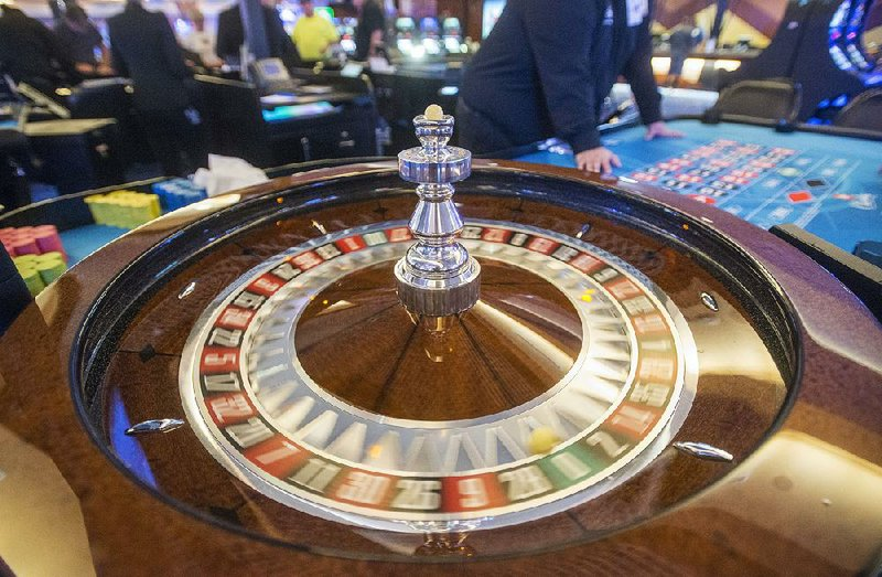 Details of proposed amendment to authorize casino gambling in Arkansas