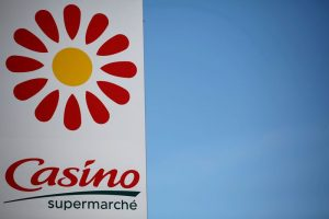 Indebted Retailer Casino raises 565 million euros in property sales