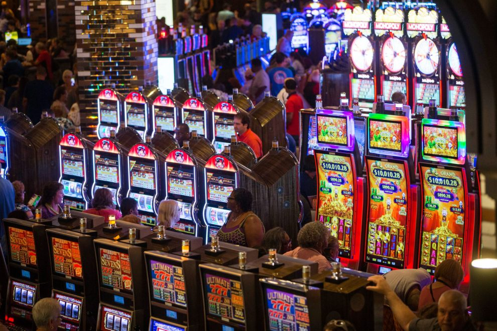 Casino Sector follows MGM Higher