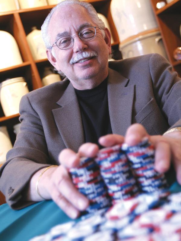 Casino industry veteran Lyle Berman bets on eSports gaming Company
