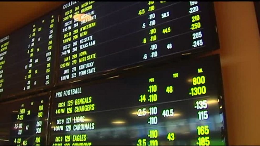 Rhode Island Casino to be 1st in region for sports betting