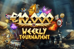 €10,000 EURO Weekly Slots Challenge At Cleopatra Online Casino