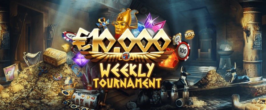 E10000 Euro Weekly Slots Challenge At Cleopatra Online