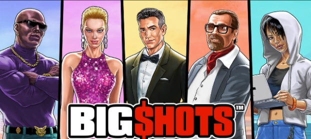 Big Shots Becomes Playtech's Newest Casino Slot to Debut