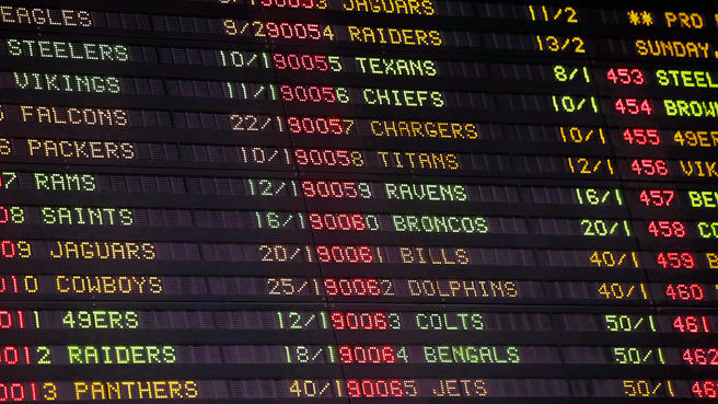 Cautious Steps Are Being Taken To Legalize Sports Betting In Kentucky