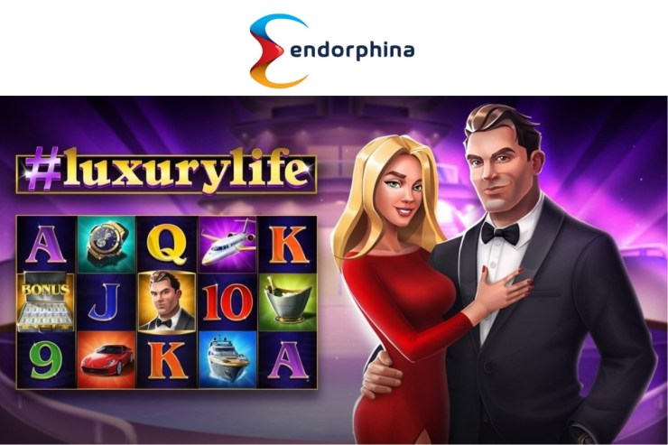 Endorphina's Latest Slot Release Will Make Your Luxury Life Come True