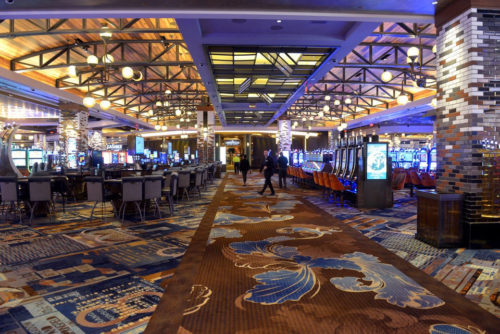 MGM Springfield Hits A New Low In Monthly Revenues