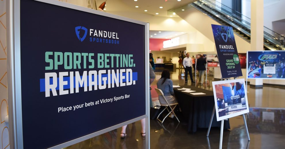 NFL Playoffs heightened New Jersey Sports Betting