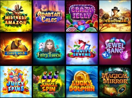 New Online Pokies at Cleopatra Online Casino