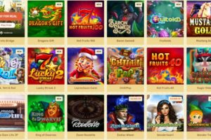 Paradise Casino Launches With Hundreds Of Exciting New Slots