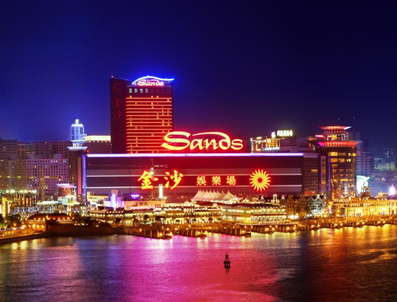 Police Probe Suspected Murder At Macao Sands Casino Resort