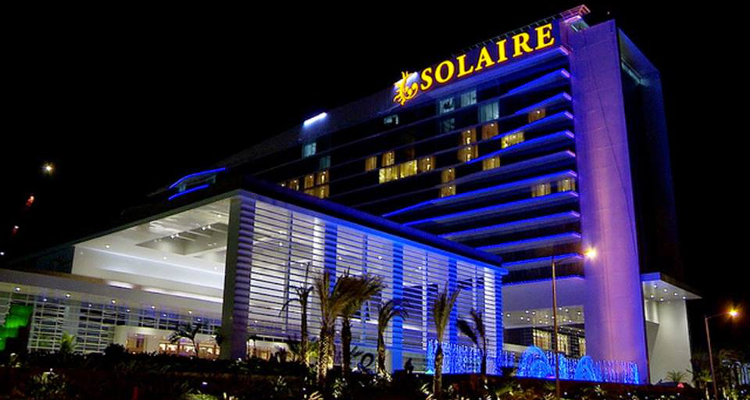 The Second Solaire Casino Resort Secures Loan From Philippines National Bank