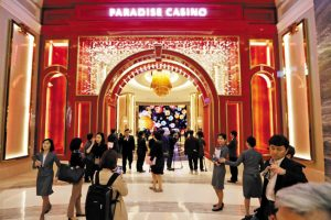 The Cause Of The Sunday Fire At Paradise Casino Resort In Korea Still Unclear