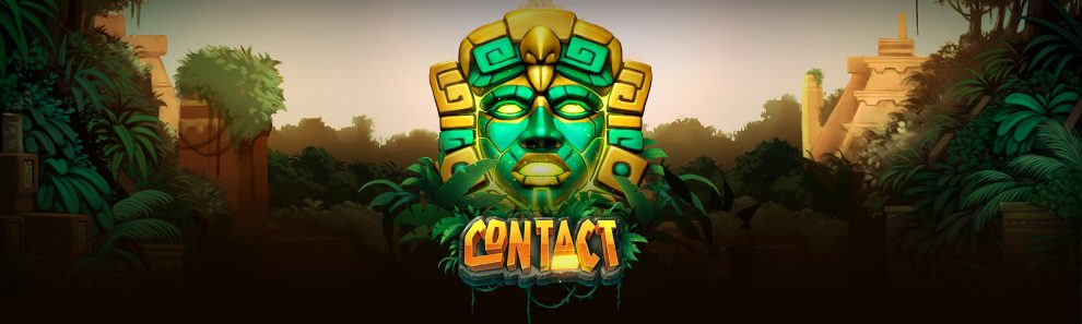New Slot Release By Play'n GO: Contact