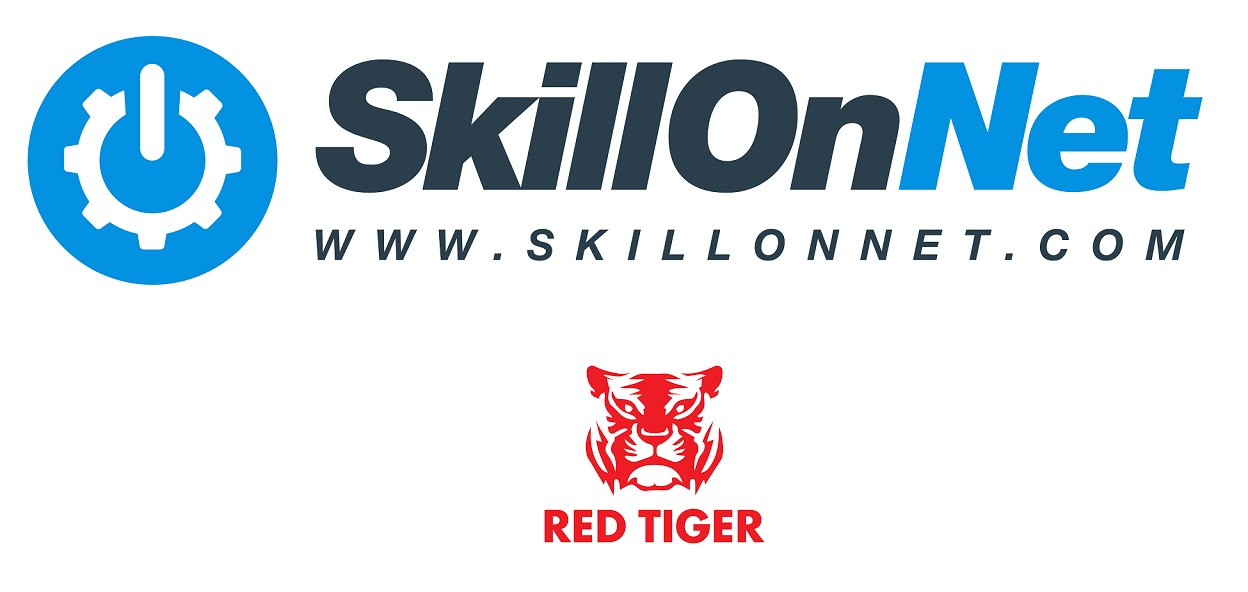 Award Winning Casino Software Platform SkillOnNet Adds Red Tiger Slots To Its Game Portfolio
