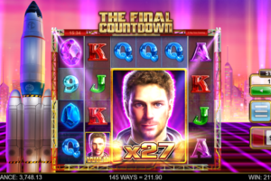 Blast Off For Epic Wins In Big Time Gaming Latest Slot Launch The Final CountdownTM