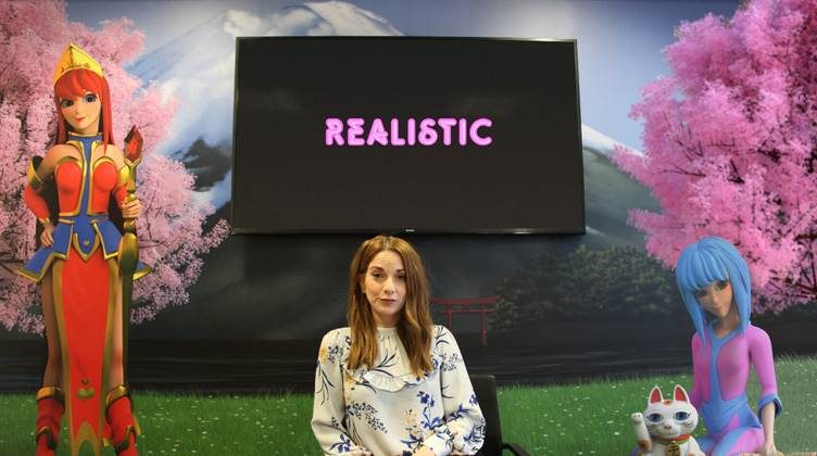 Realistic Games Adds Abigail Abudarham To Their Team