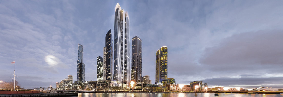 Victorian Government Turned Down Crown Request Of Delaying Construction Of One Queensbridge