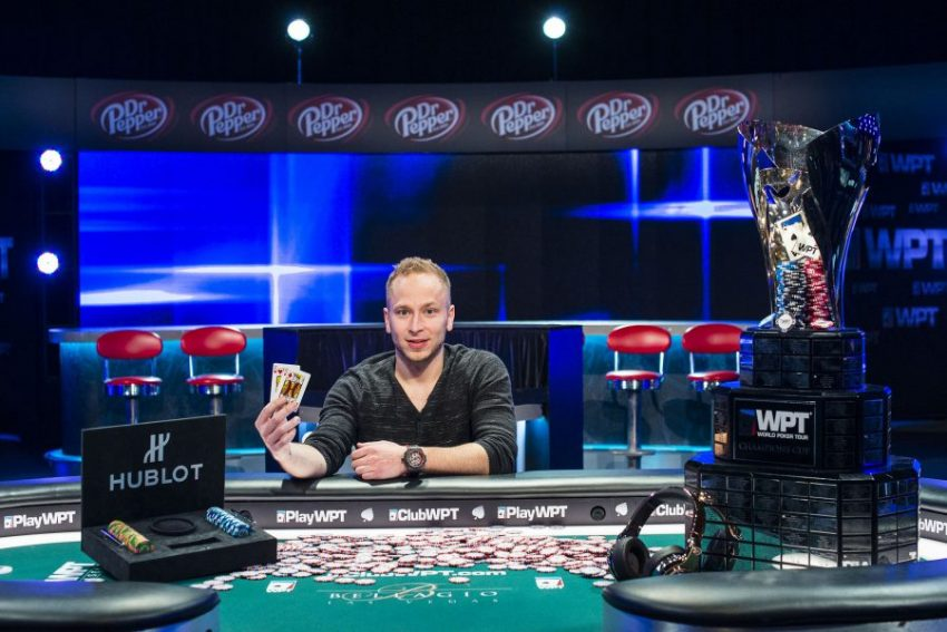 World Poker Tour Now Coming To Mexico