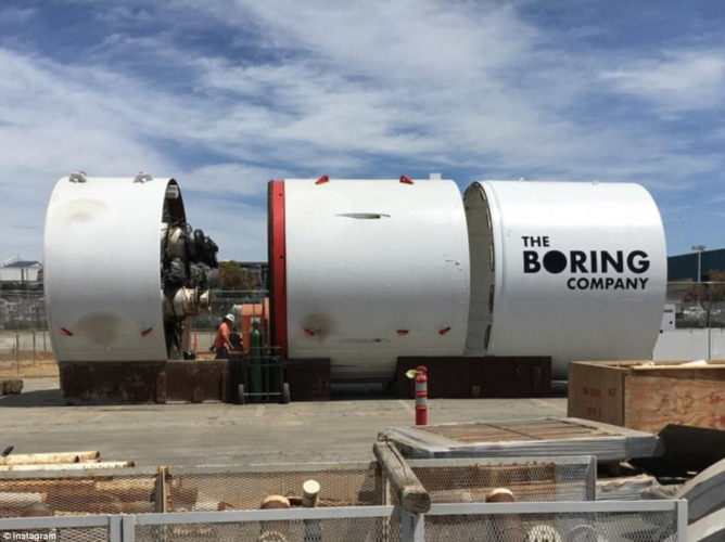 Elon Musk Plans To Make Traveling Through Las Vegas Easier With His Boring Company