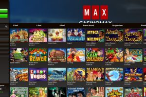 CasinoMax Online Casino Review