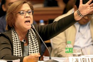 De Lima Blames Illegal Foreign Workers For Revenue Losses Of Upto Php 3 Billion, Files An Inquiry