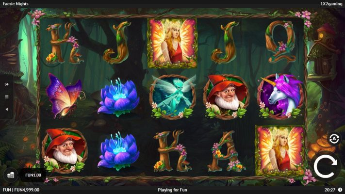 Fly Away With The Faeries With 1X2gaming's Latest Slot Release
