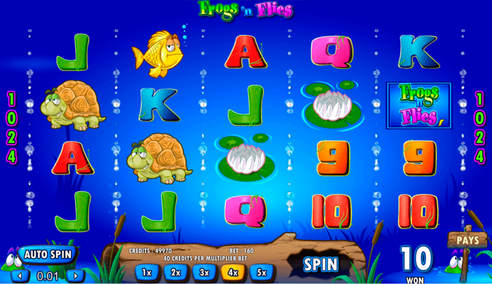 Specialist Slots Supplier Lightning Box Launches Temple Cash-Frogs 'n Flies