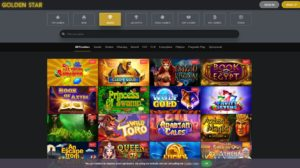 GoldenStar Online Casino Review