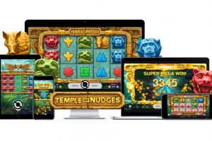 New Slot Release By NetEnt: Temple of Nudges