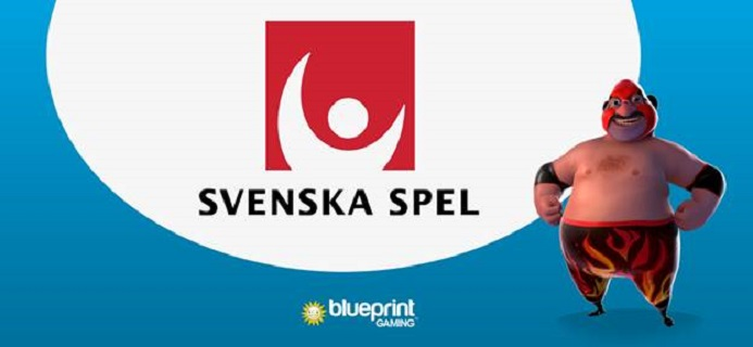 Blueprint Gaming Launched Its Slots Portfolio With Svenska Spel Sport & Casino