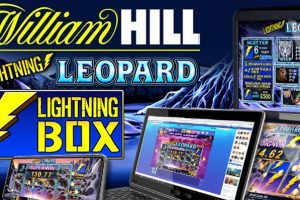 Lightning Box Enhances William Hill Omni-channel Offering With Lightning Leopard