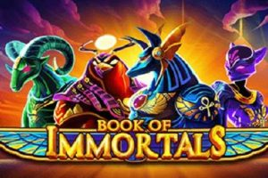 iSoftBet Opens the Book If Immortals Slots