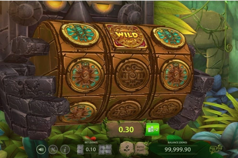 New Jungle Slots Release By BF Games' - Aztec Adventure 3D™