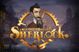 New Slot Release By Tom Horn: Sherlock - A Scandal In Bohemia