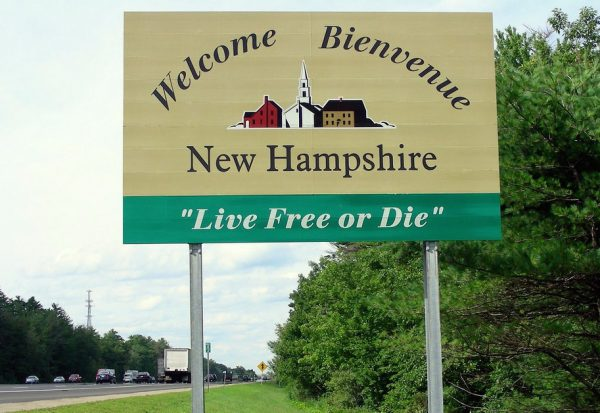 New Hampshire To Legalize Casino Gambling