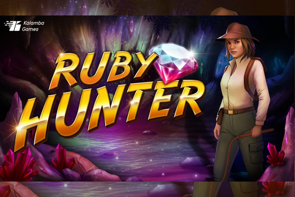 Embark On An Adventurous Quest For Hidden Treasures With Kalamba Games Latest Slot: Ruby Hunter