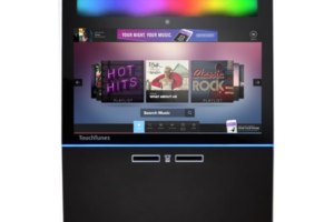 TouchTunes Angelina Becomes The Game Changer For Gamestec