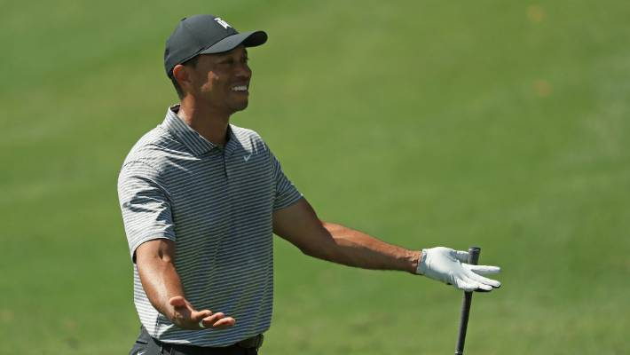 Record Bet On Tiger Woods Comeback Win, $85,000 On A Single Ticket