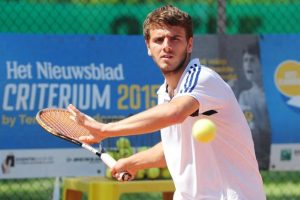 Belgian Tennis Player Suspended For Betting