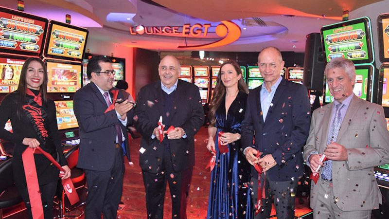 Caliente Group Inaugurates It's First Lounge In Mexico