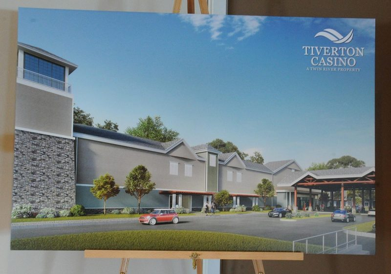 Tiverton Casino Revenue Close To $1 Million In Last Seven Months