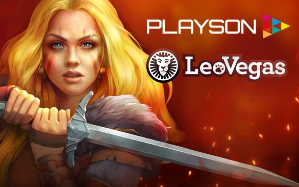 Playson Secures LeoVegas Deal