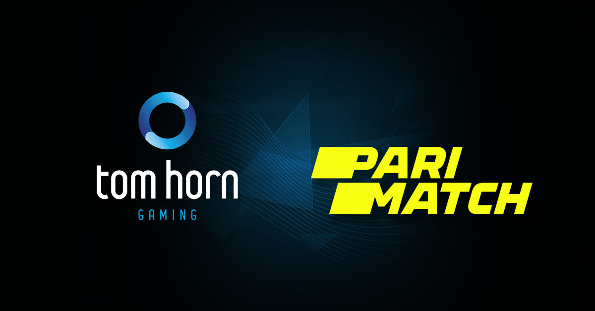 Tom Horn Gaming Signs Parimatch Deal