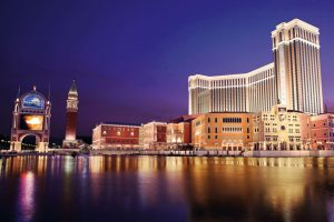Las Vegas Sands' First Quarter Macau Revenue Up 1.9 Percent