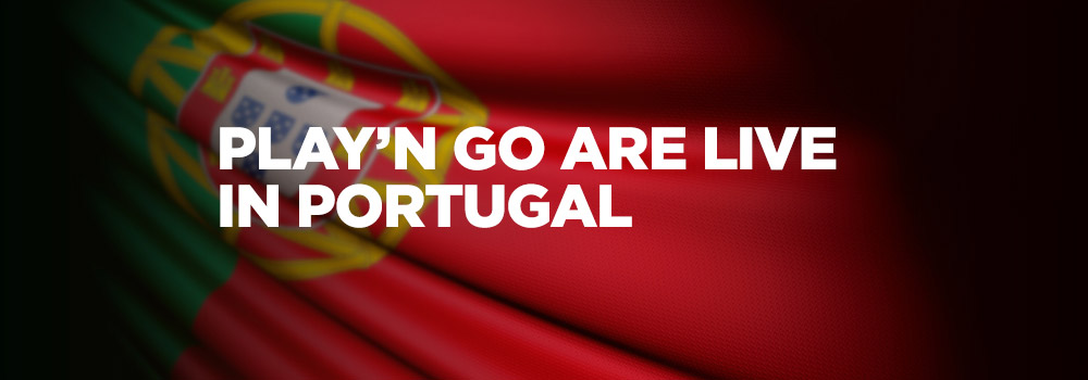 Play'n GO Announce Presence In Portugal