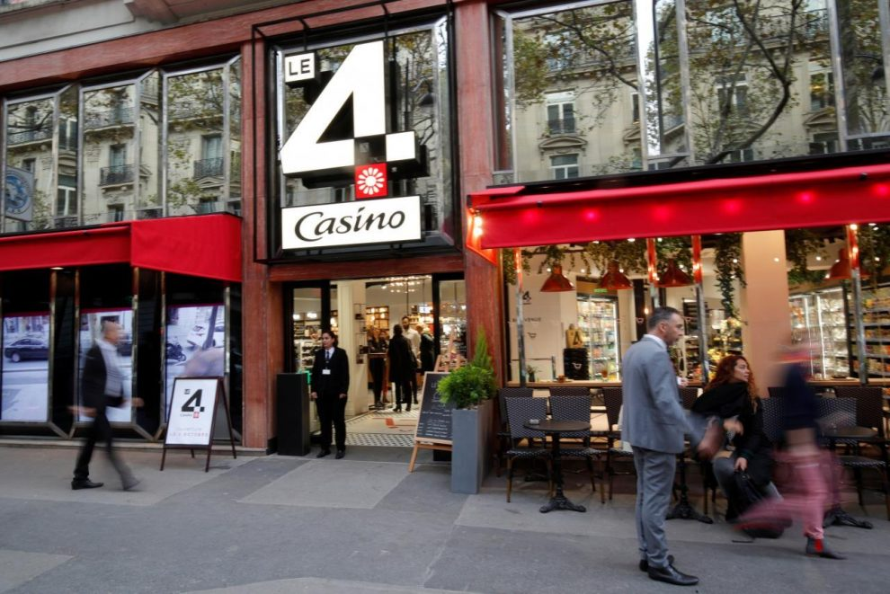 French Retailer Casino To Raise 470 Million Euros In A Deal With Apollo Global Management
