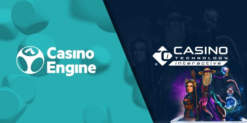 EveryMatrix's CasinoEngine Strikes Content Deal With CT Interactive