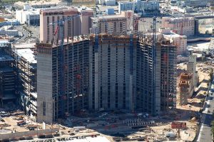 Las Vegas Strip Casino Resort The Drew May Not Be Ready For Operations Until 2022
